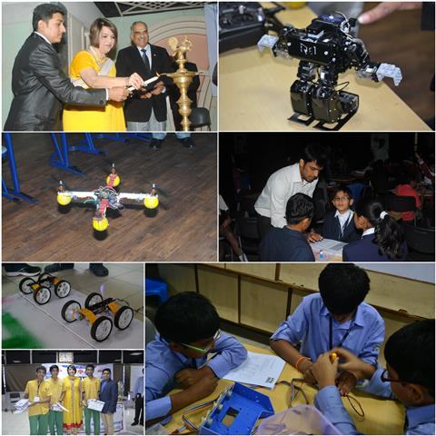 Mumbai City Rounds of Robotics Olympiad 2014