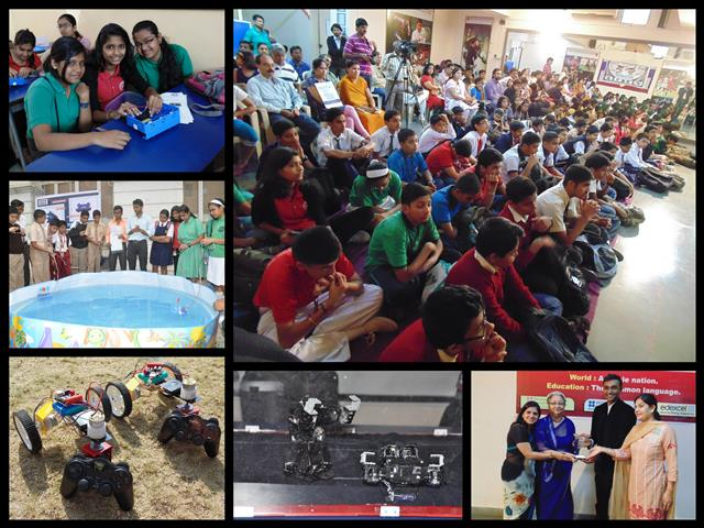 Pune City Rounds of Robotics Olympiad 2014